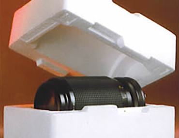 Expanded Polystyrene Industries Served by Forte EPS Solution ON - EPS for TV & Film